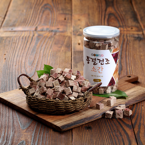 Beef Liver freeze-dried_110g