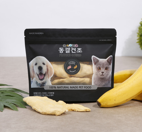 GOONG's freeze-drying banana 40g